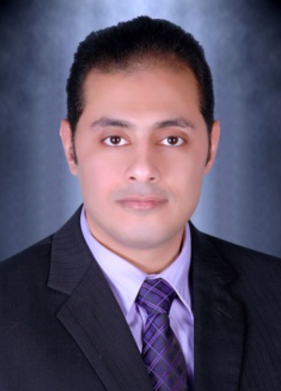 Dr. Mahmoud Elsabahy, a team member in Texas A&M chemist Karen Wooley's research group